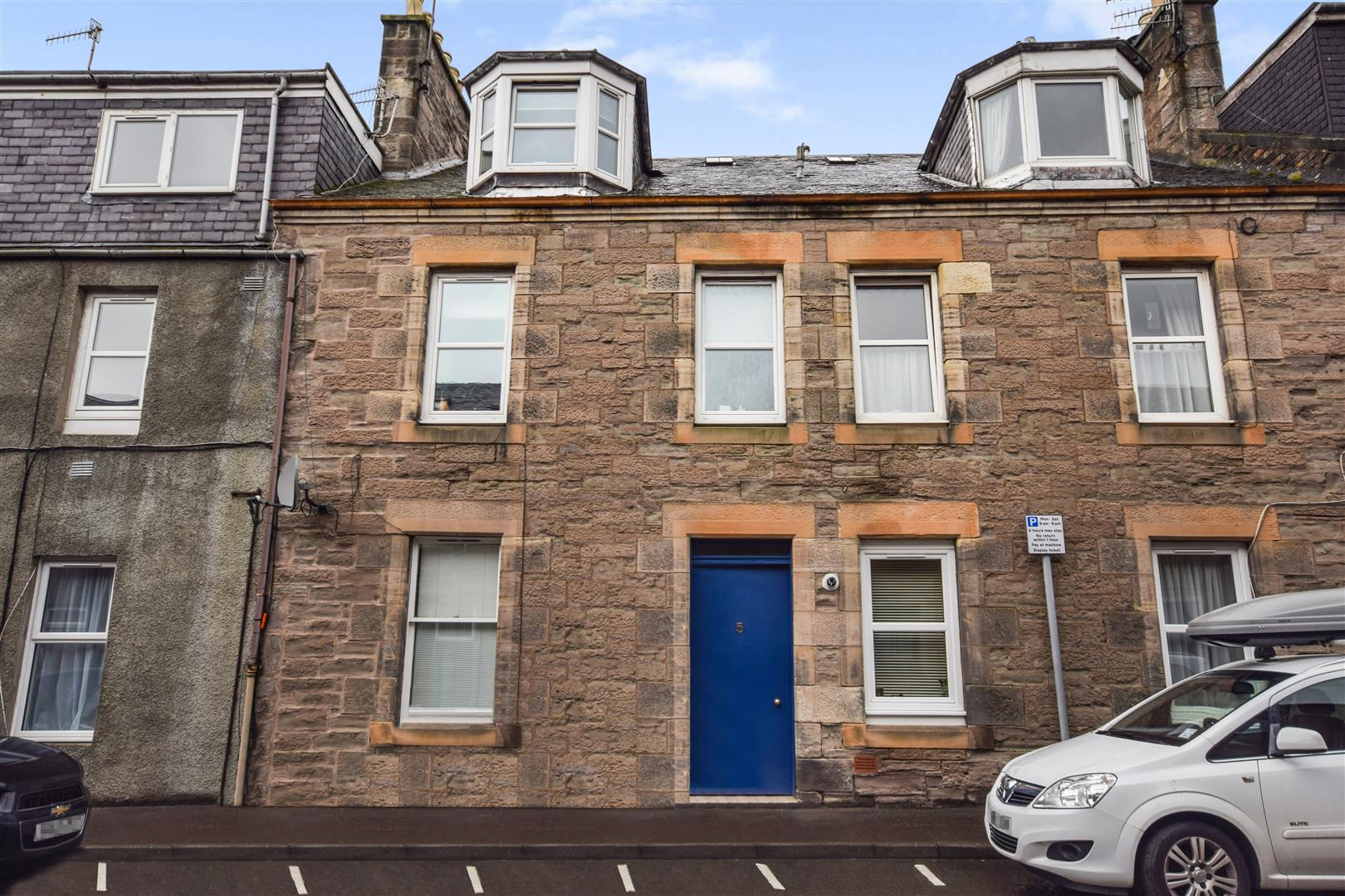5C, James Street, Perth, Perthshire, PH2 8LZ, UK